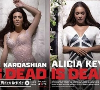 Alicia Key is dead digitally