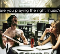 are you playing the right music